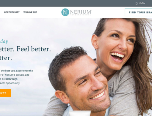 Nerium International website