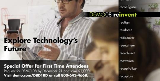Brochure for DEMO
